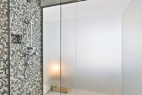 superior room shower